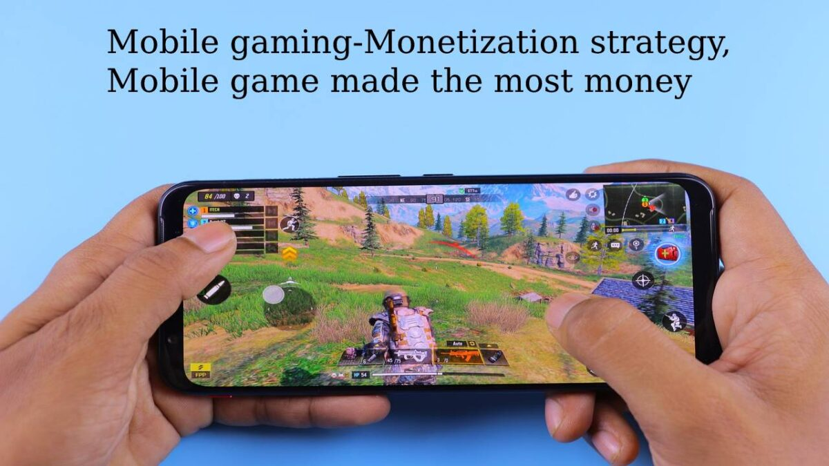 Mobile gaming-Monetization strategy, Mobile game made the most money