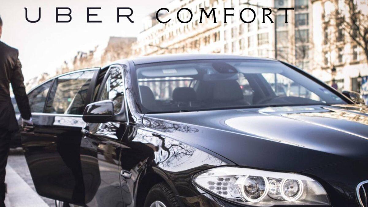 Uber Comfort – Benefits, How to ride? New Uber Comfort Quiet Rides