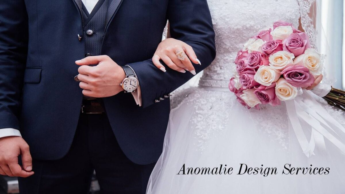 Anomalie Design Services – How do they work for wedding dresses?