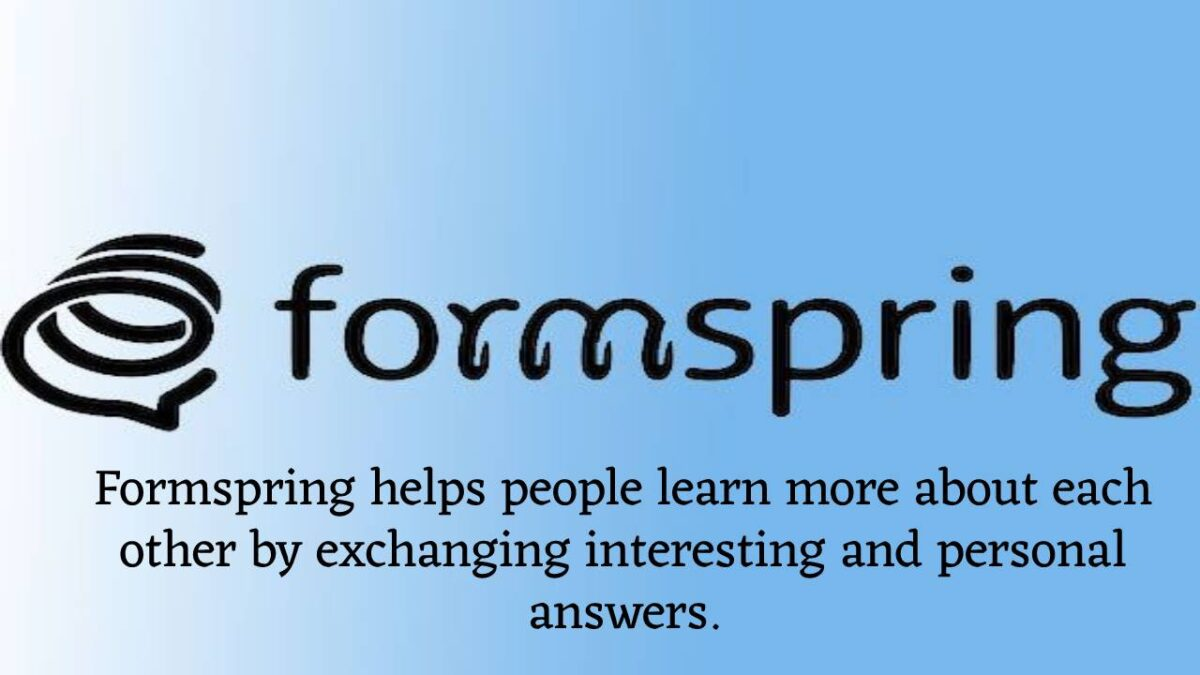 Formspring – Steps with Formspring, Process of answering questions