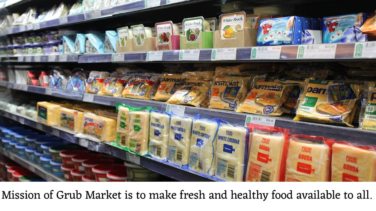 Mission of Grub Market