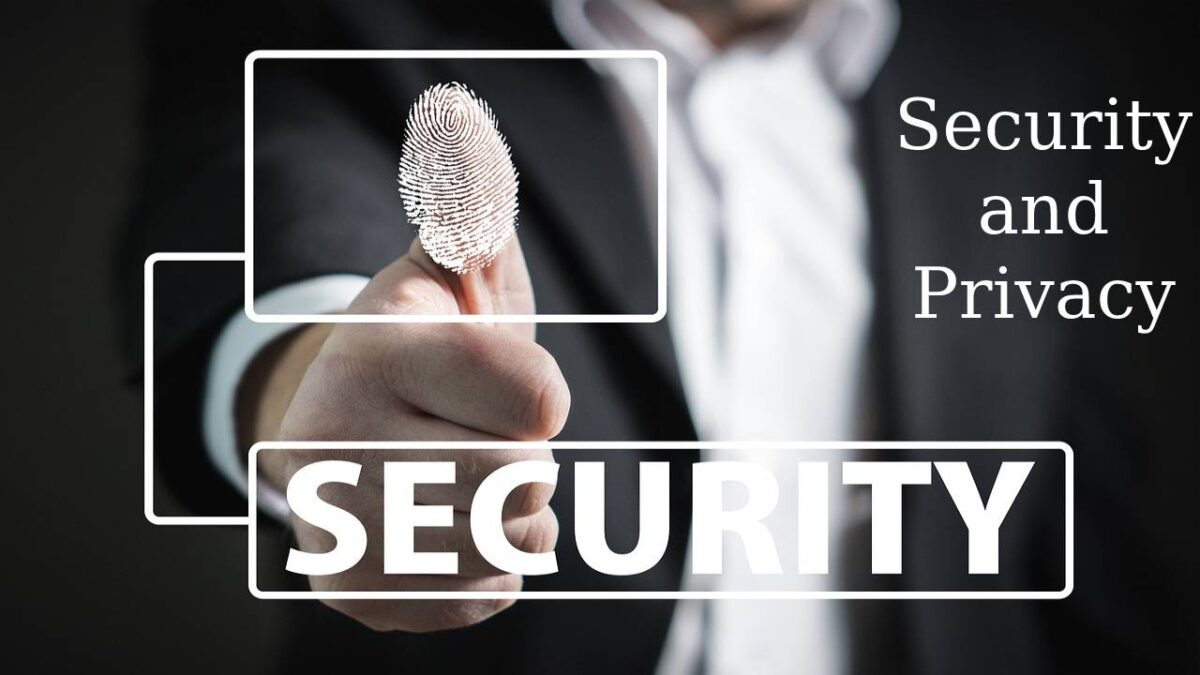Security and Privacy – Importance, Differences between Security &  Privacy