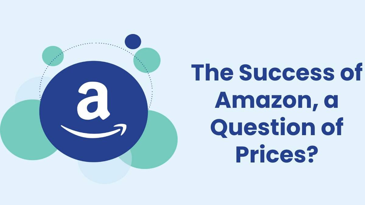 The Success of Amazon, a Question of Prices?