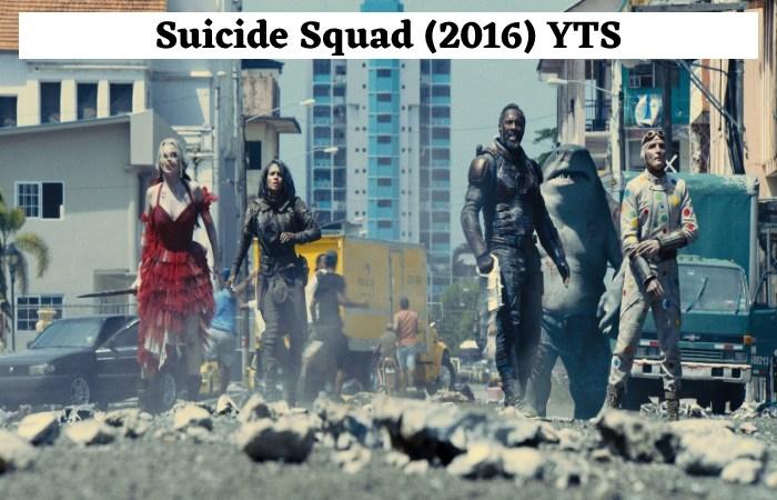 Suicide Squad (2016) YTS