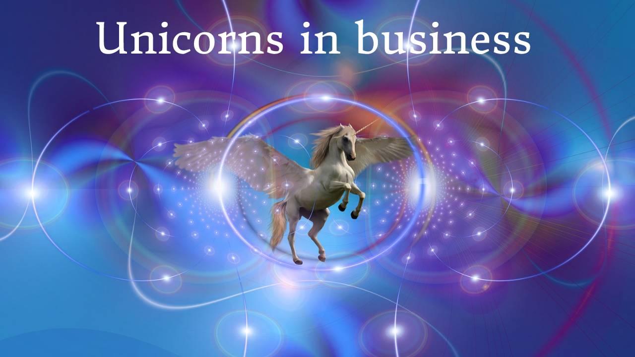 Unicorns in business