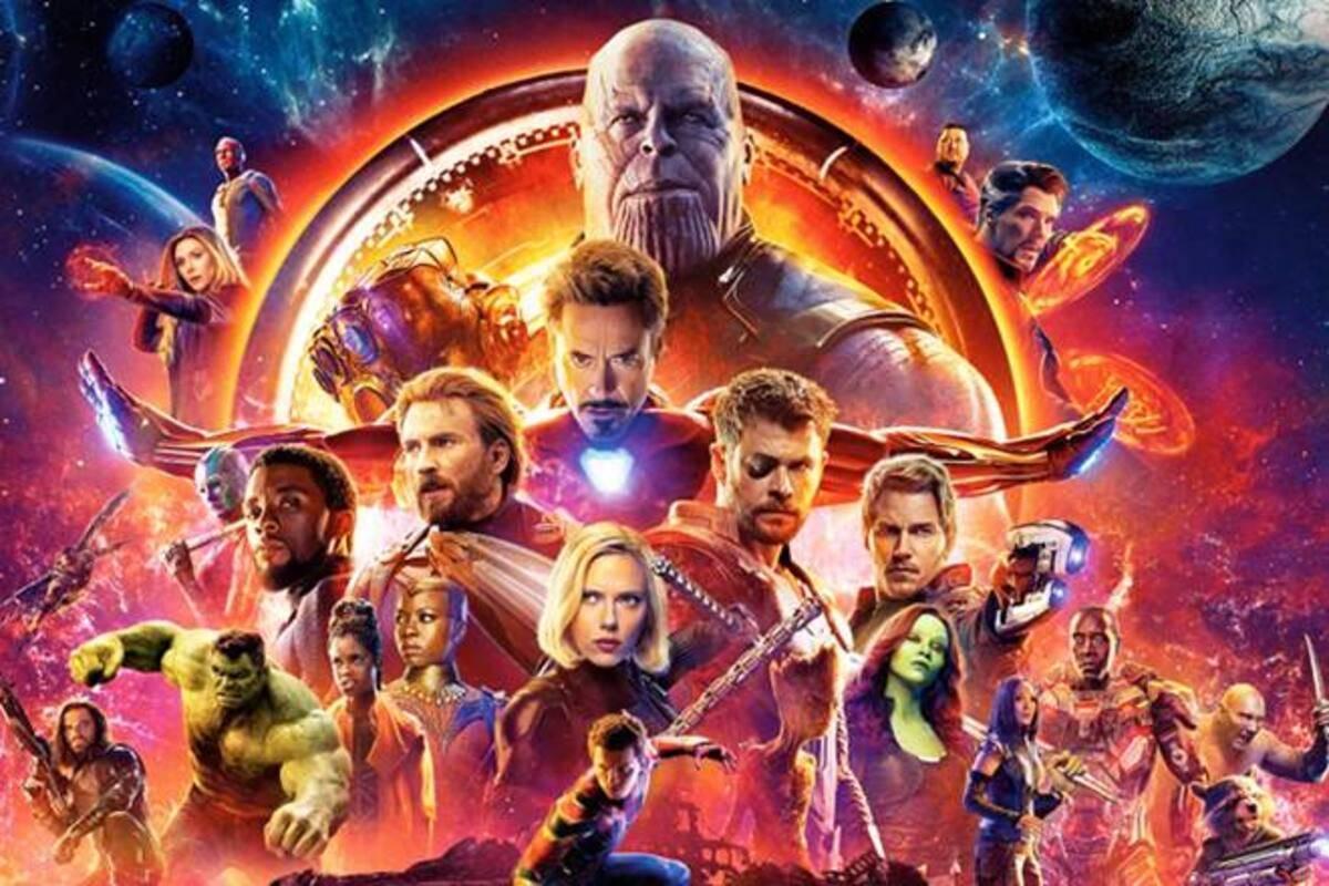Avengers infinity war 2018 torrent download