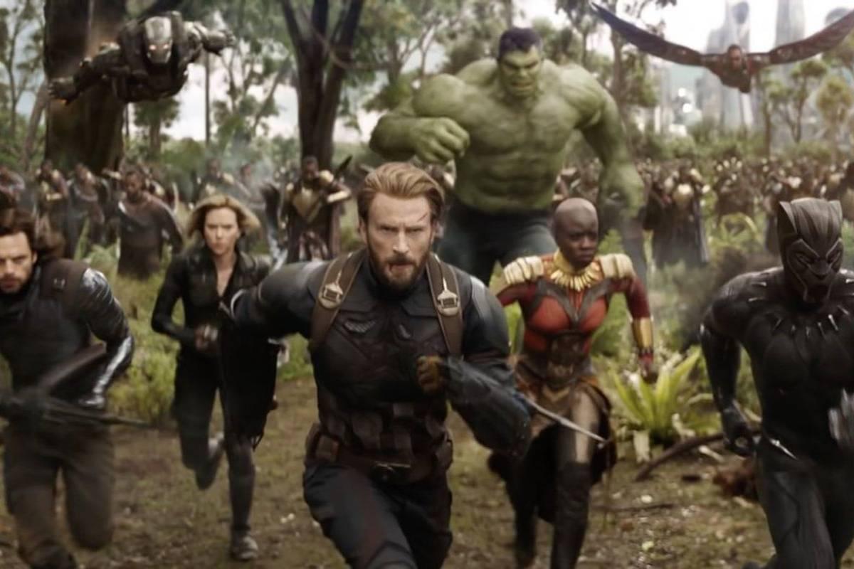 Avengers: Infinity War (2018)yts