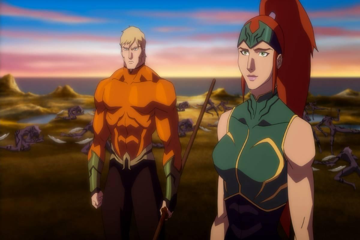 Justice League: Throne of Atlantis (2015) YTS