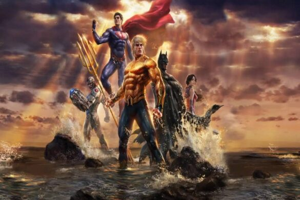 Justice League: Throne of Atlantis (2015) Movie Download and Watch Full Online Free on YTS