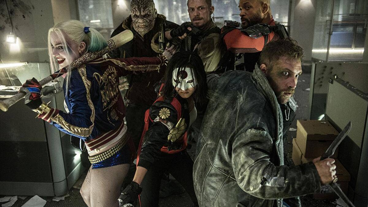 Suicide Squad (2016) Movie Download and Watch Full Online Free on YTS