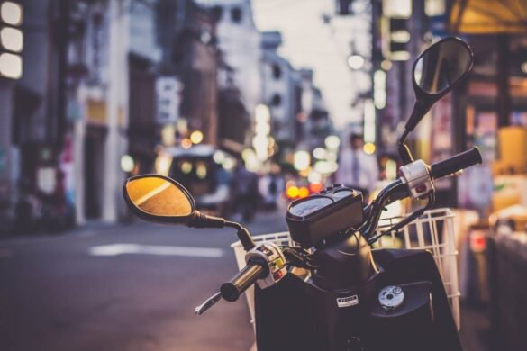the ecological impact of scooters